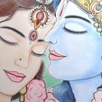 Kṛṣṇa is mine and I am His